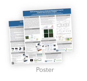 image of conference posters with Pu·MA System IA data